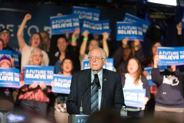 Bernie's Millions