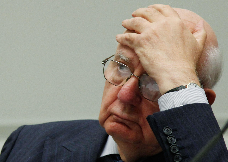 The World Paul Volcker Made