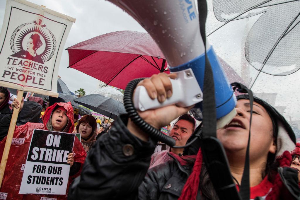 Teachers Union Adopts New Anti Charter >> What La Teachers Have Already Won