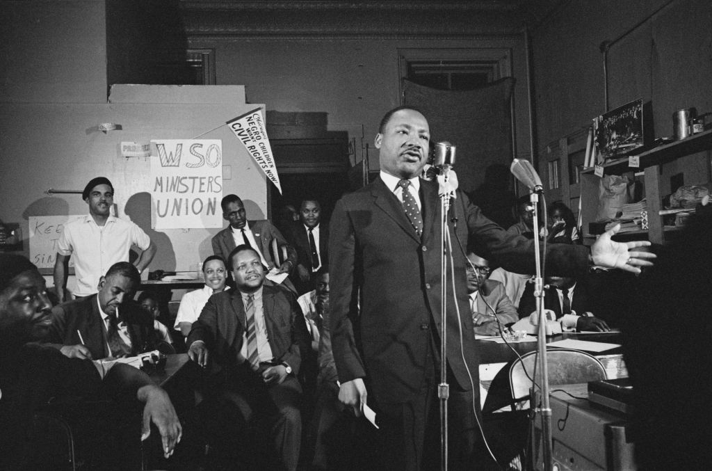 What MLK Actually Thought About Israel and Palestine