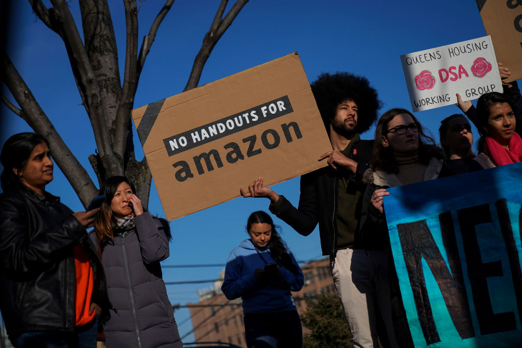 How the NYC Left Took on Amazon and Won
