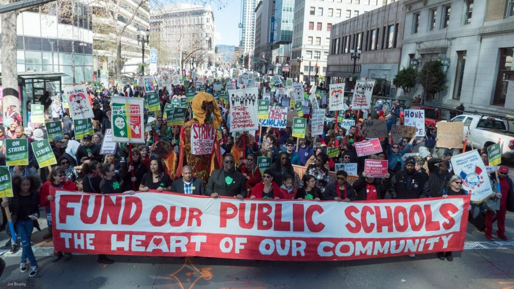 The End Of Public Schools Would Mean The End Of The Common