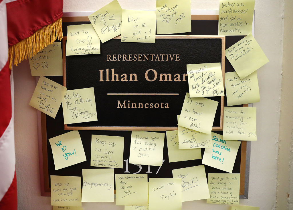 Ilhan Omar Is Not Antisemitic