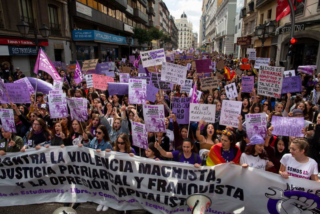A Women's Strike for the 99 Percent