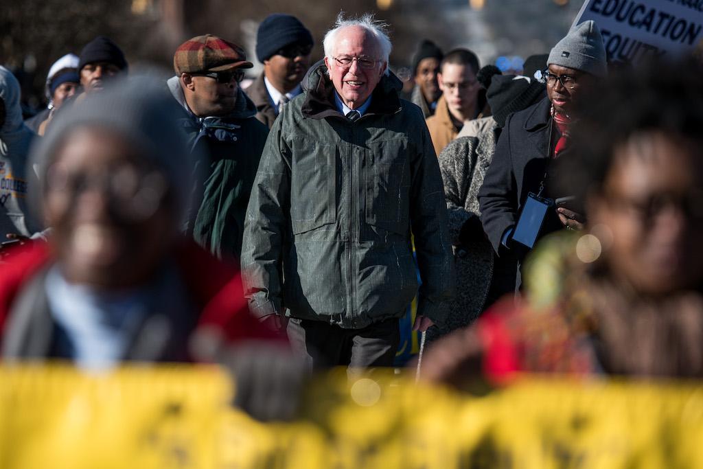 """""""Bernie"""
