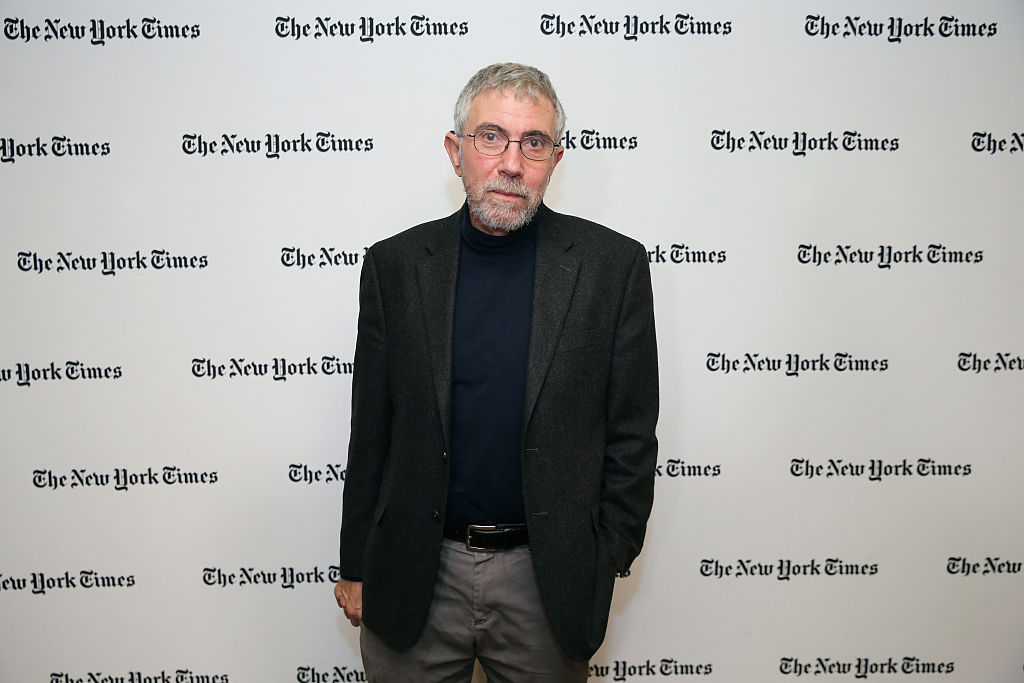 Paul Krugman Without Times Select >> Paul Krugman Is Wrong About Medicare For All