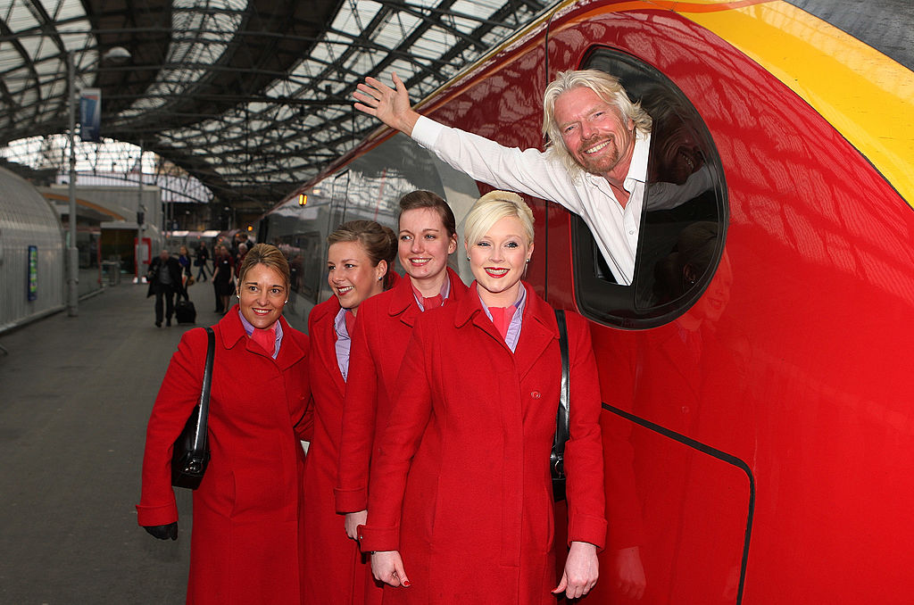 Britain Must Take Back Richard Branson's Awful Trains