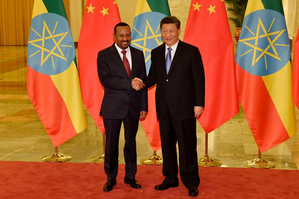 The New Scramble for Ethiopia