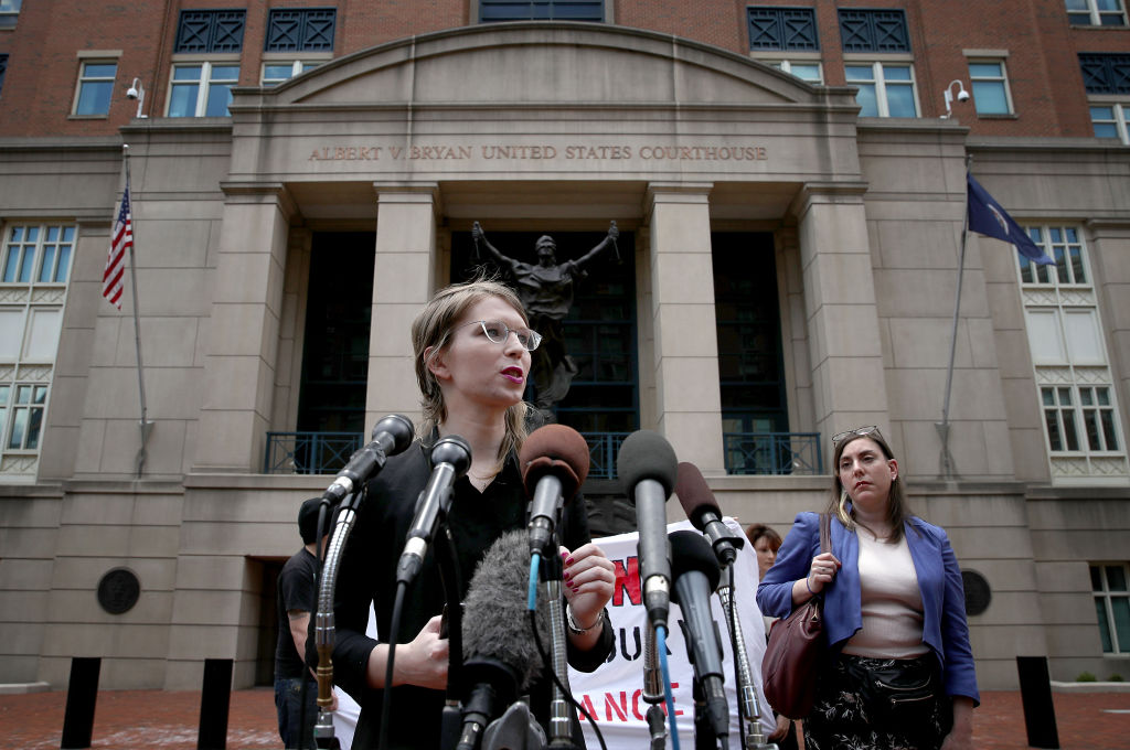 Chelsea Manning Against the Grand Jury