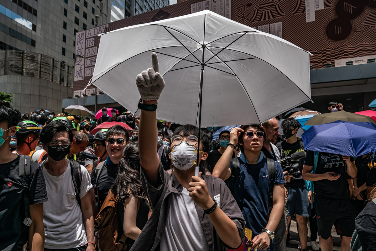 List of early 2019 Hong Kong protests