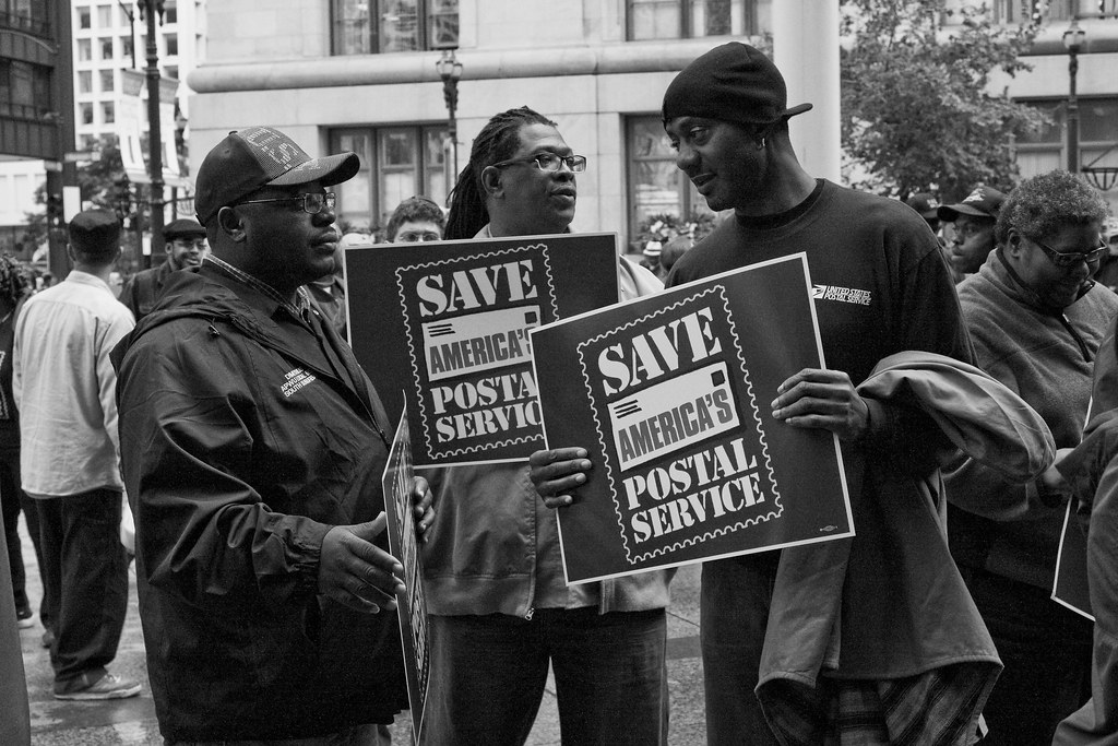 Defend The Post Office Defend Black Workers