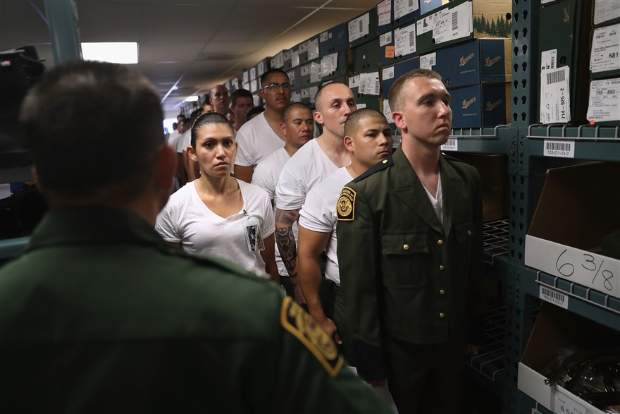 The Border Patrol Is the American SS