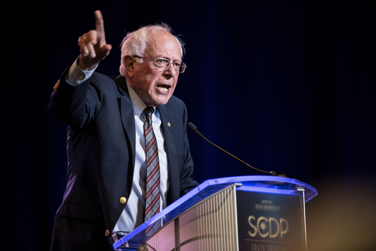Bernie Sanders Is a Champion for Abortion Rights