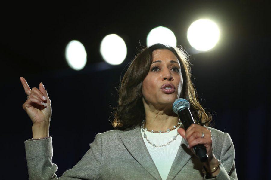 Kamala Harris Is Triangulating on Medicare for All