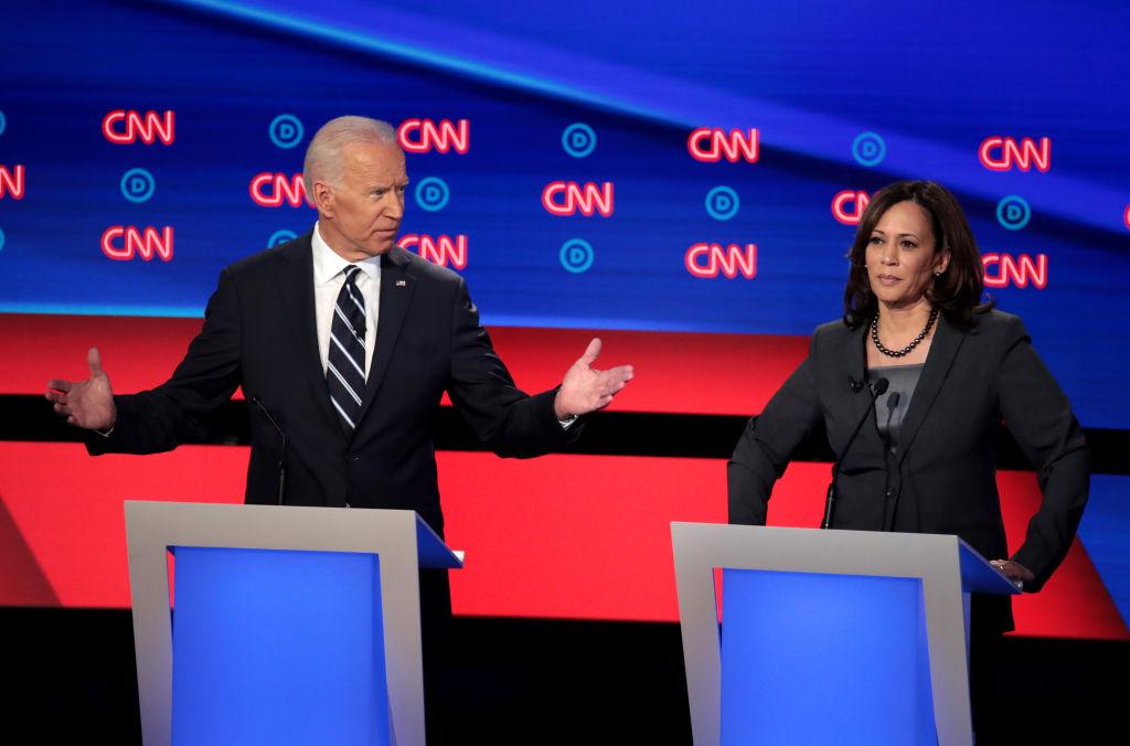 Joe Biden Was a Trainwreck in Last Night's Debate