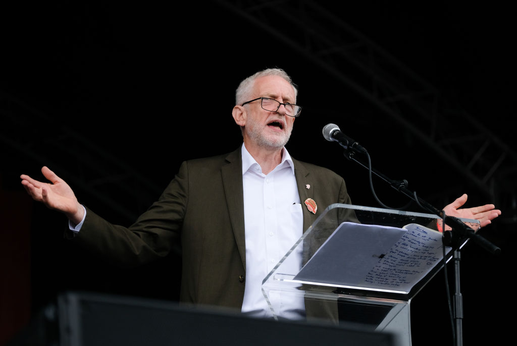 Labour Can't Let Tory Antics Distract It