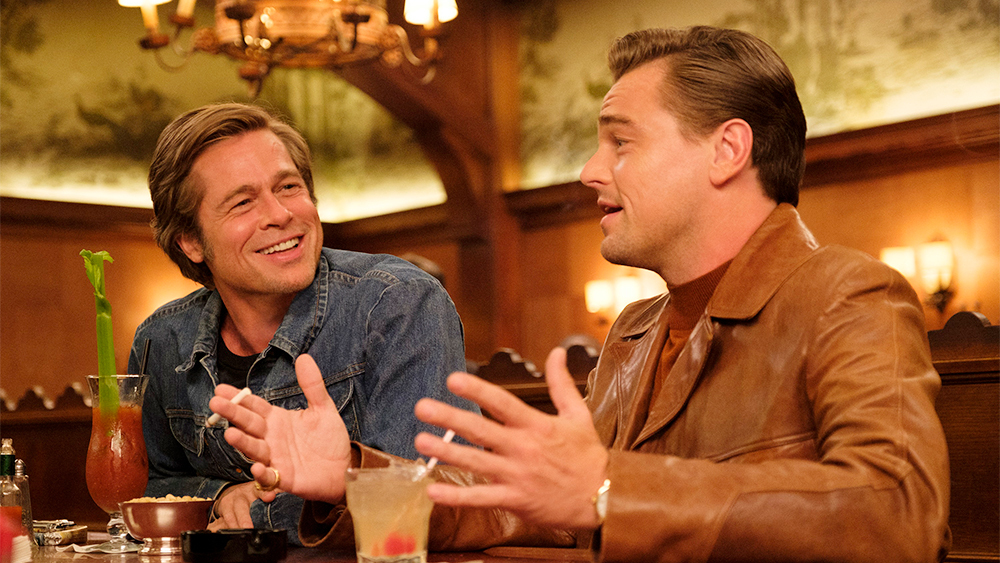 Go Ahead, Take the Adventure of Once Upon a Time       in Hollywood