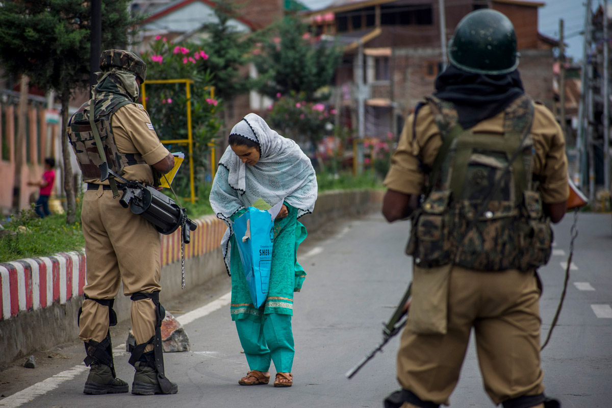 Solidarity With the People of Kashmir