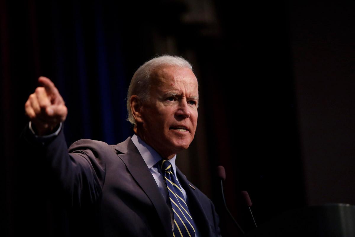Joe Biden Wants to Take Away Your Music