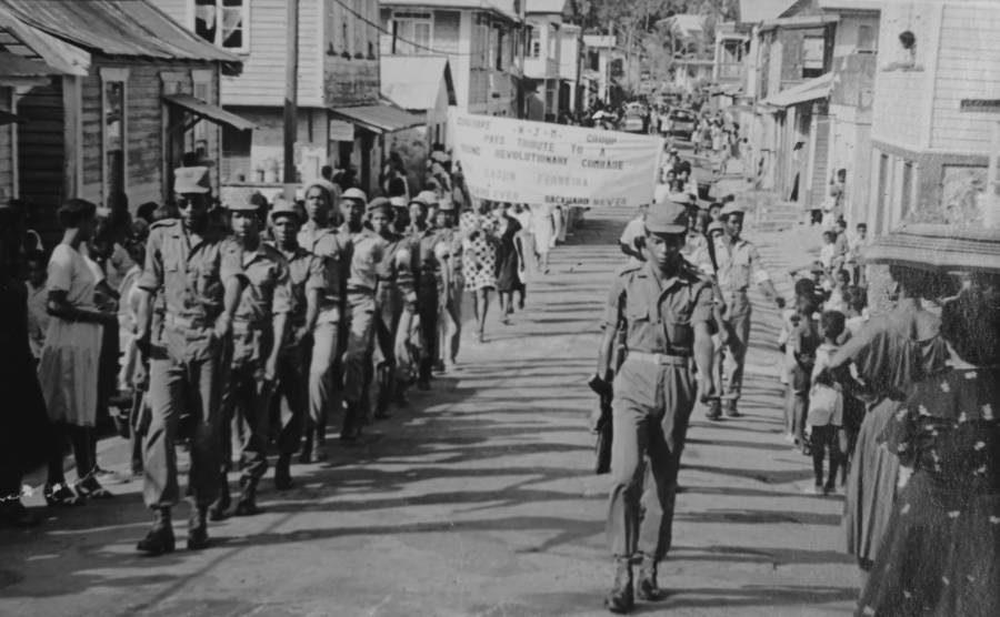 Grenada's Revolution at 40
