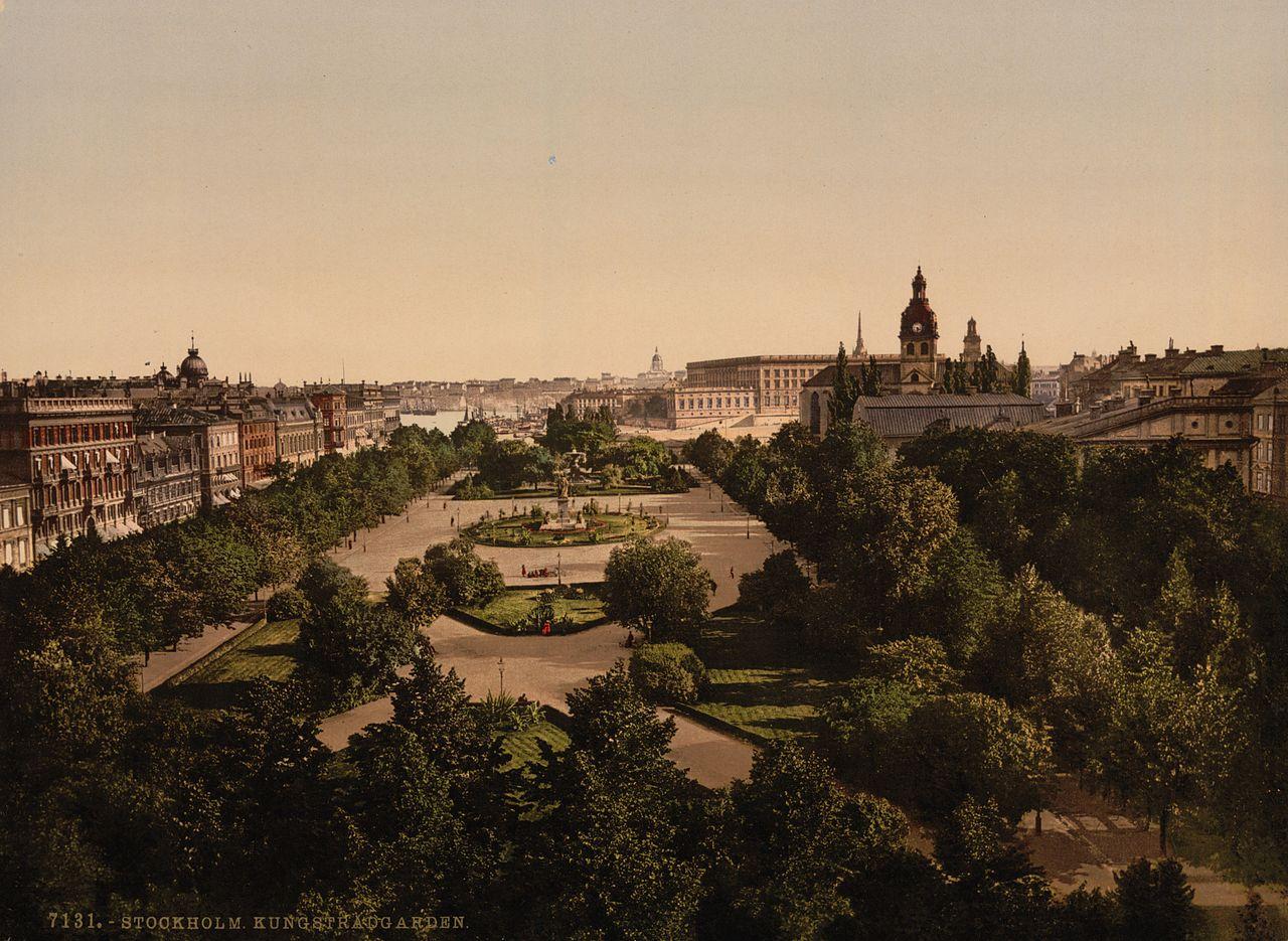 Before Sweden Was Social-Democratic