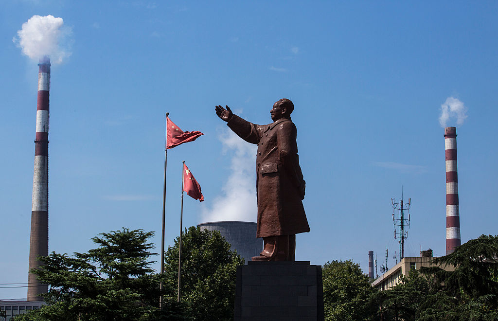The Chinese Revolution at Seventy