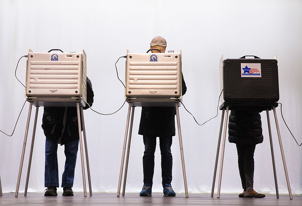 Why Voter Turnout Is So Low in the United States