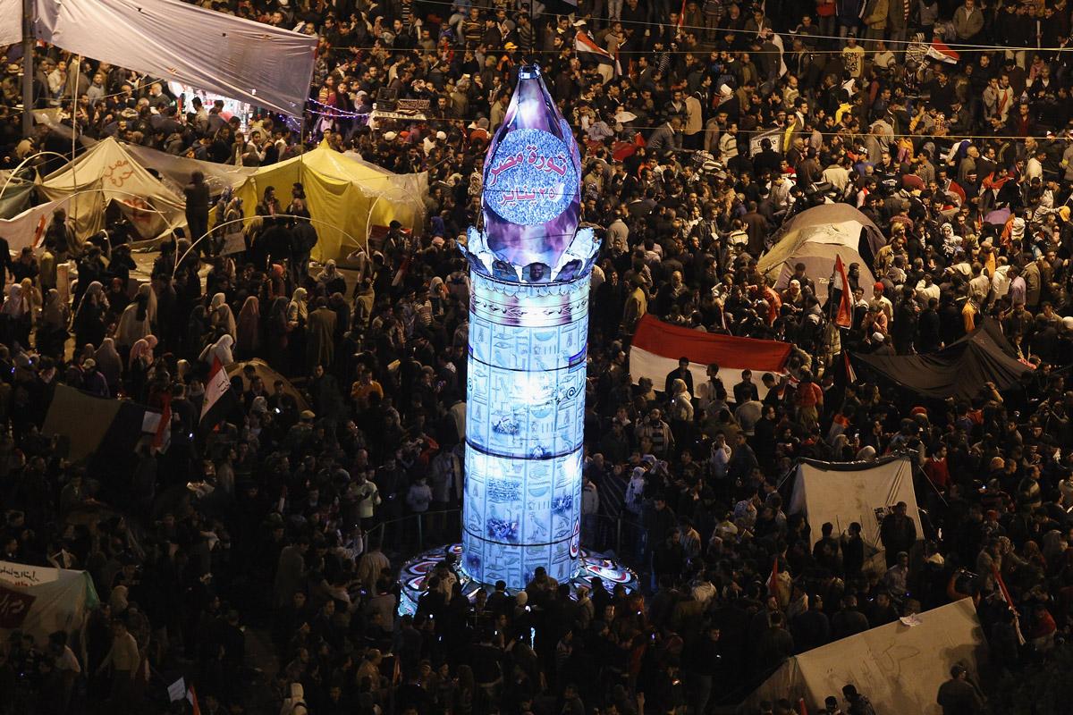 The Egyptian Revolution Will Never Die