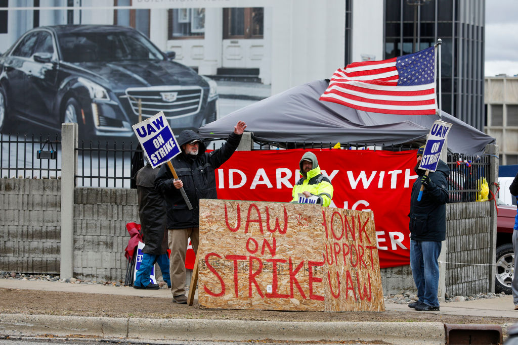 The UAW Agreement Is a Bad Deal