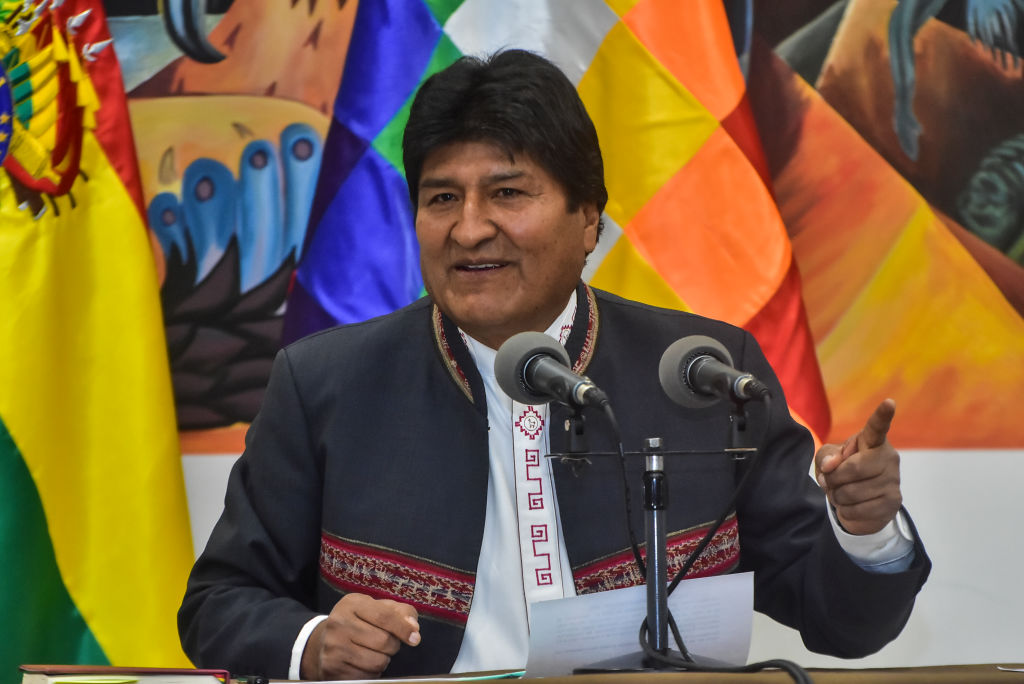 Bolivia elections: Morales officially declared victor