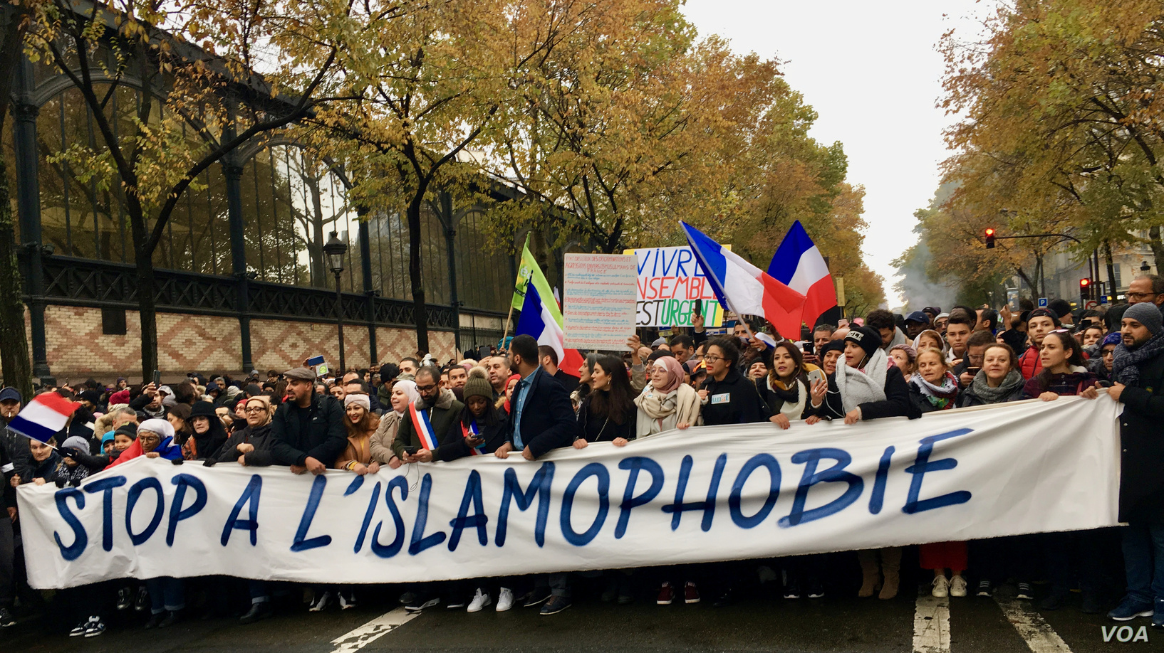 France's Left Is Finally Fighting Islamophobia