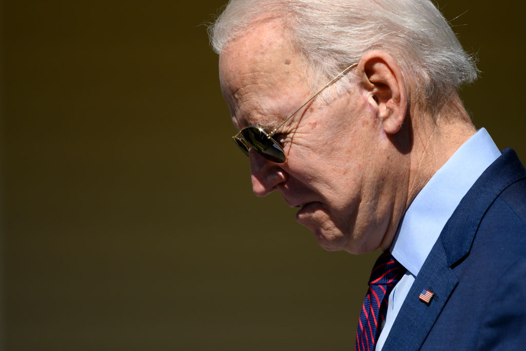 jacobinmag.com - Joe Biden Is the Forrest Gump of the Democratic Party's Rightward Turn