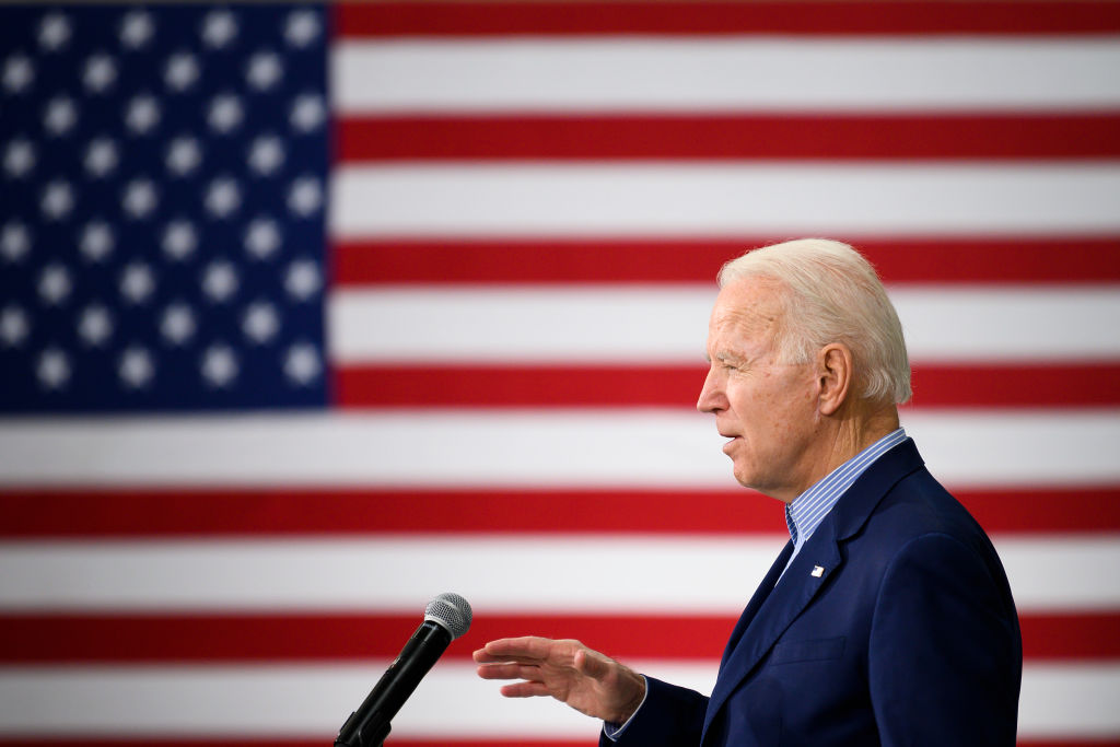 Joe Biden Jumped At The Chance To Help George W Bush Sell The Invasion Of Iraq