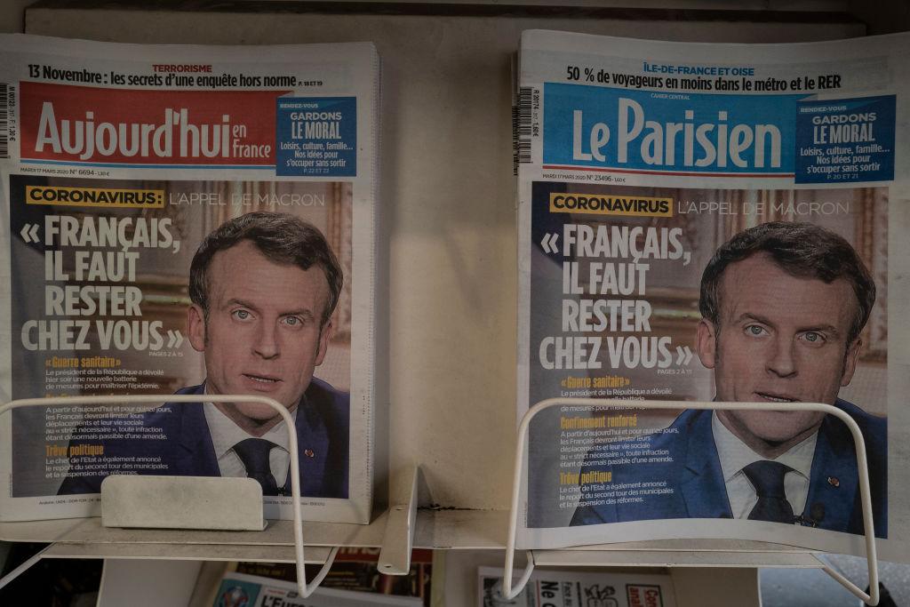 Emmanuel Macron S Shock Doctrine