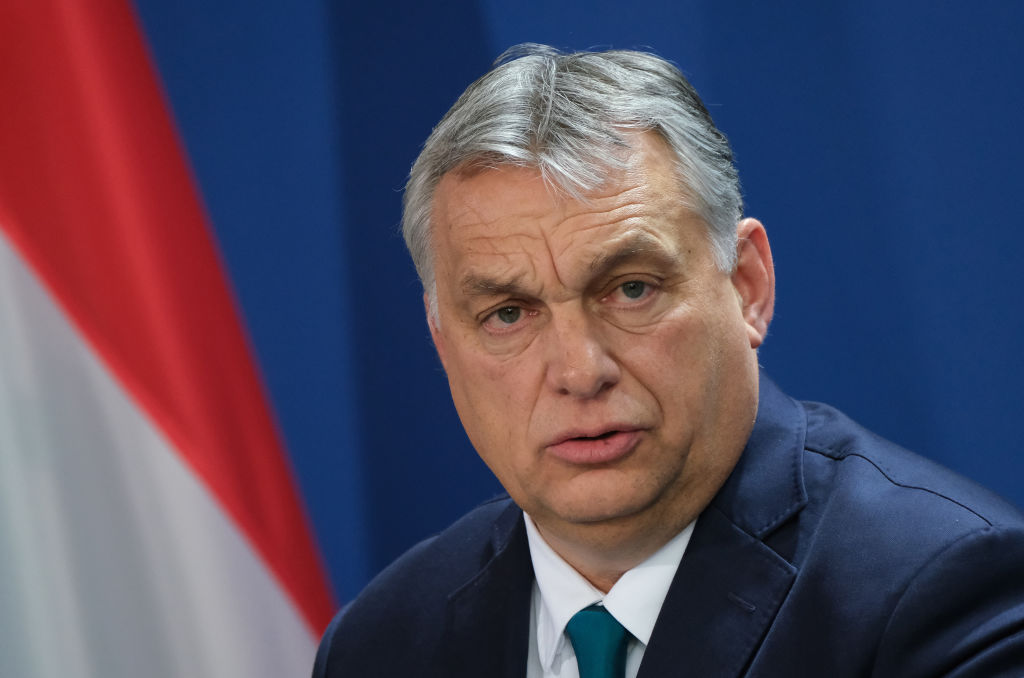 Viktor Orbán is Using the Coronavirus Emergency to Crush Minorities