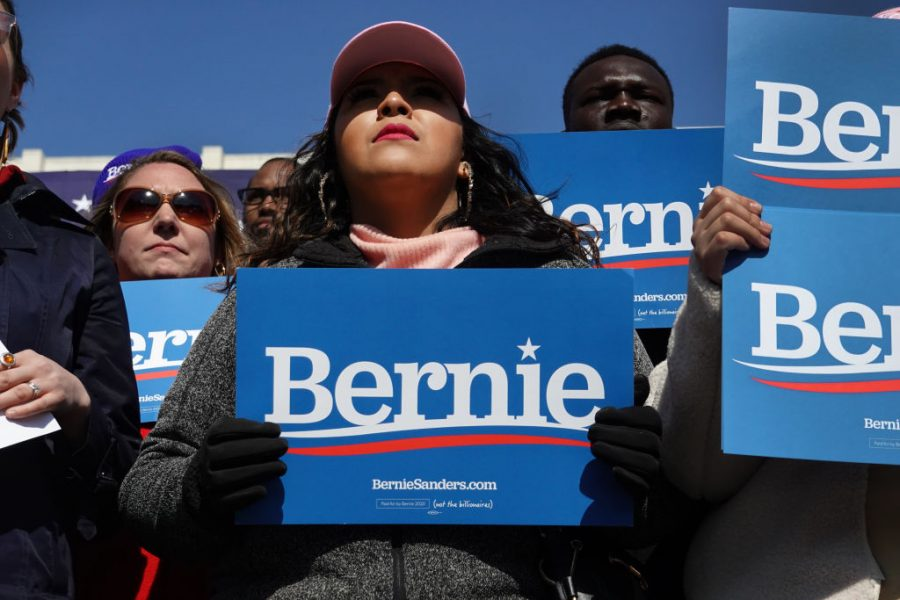 Bernie Supporters, Don't Give Up
