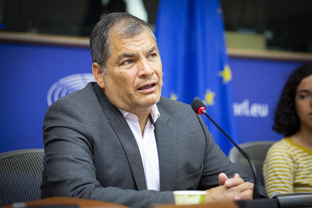 Ecuador S Government Is Persecuting The Man Who Doubled Health
