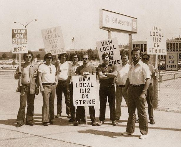 When Arab-American Detroit Auto Workers Struck for Palestinian Liberation