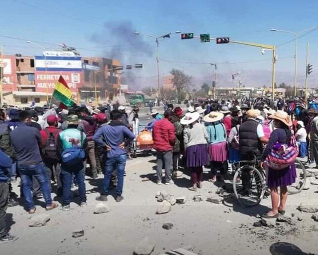 Bolivia S Coup President Will End Up Fleeing The Palace In A Helicopter