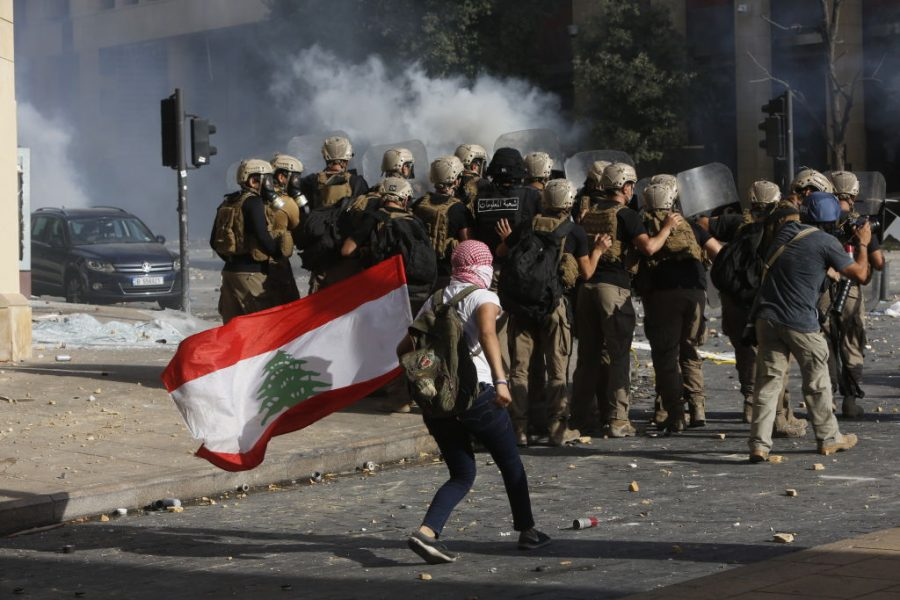 There's No End in Sight for Lebanon