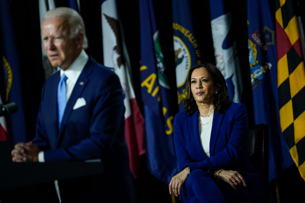 Silicon Valley S Big Money Donors Are Very Excited About Vp Kamala Harris