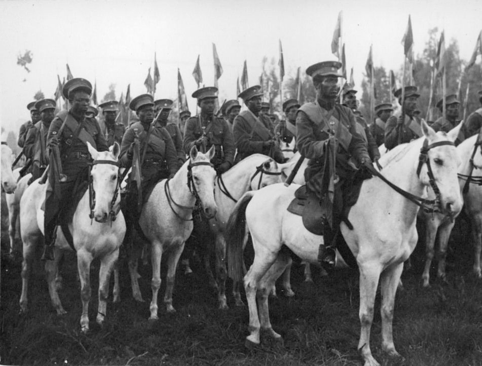 How Italy's Colonial War in Ethiopia Foreshadowed the Barbarism of World War  II