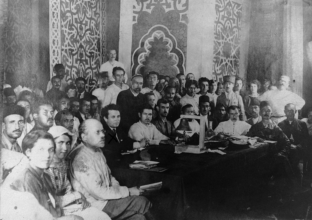 jacobinmag.com: The Baku Congress of 1920 Sounded the Call for the End of Empire