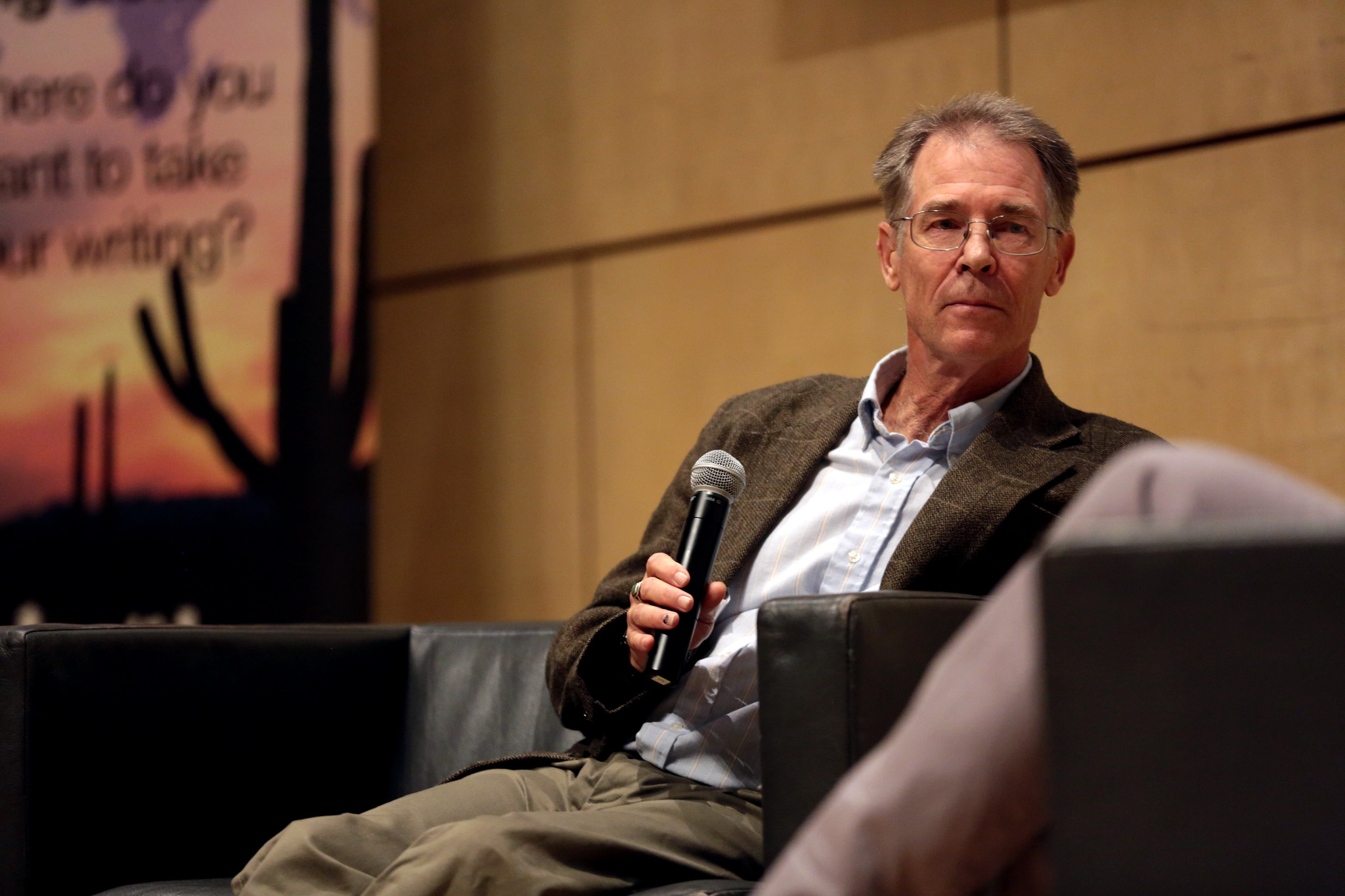 Imagining the End of Capitalism With Kim Stanley Robinson