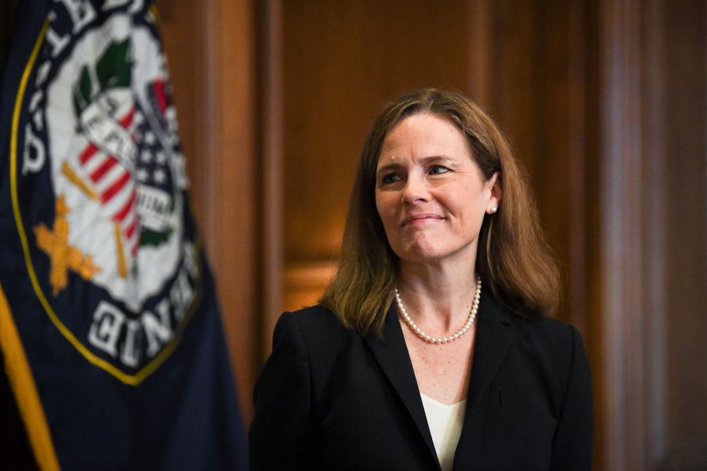 Amy Coney Barrett Has Close Ties To the Fossil Fuel Industry
