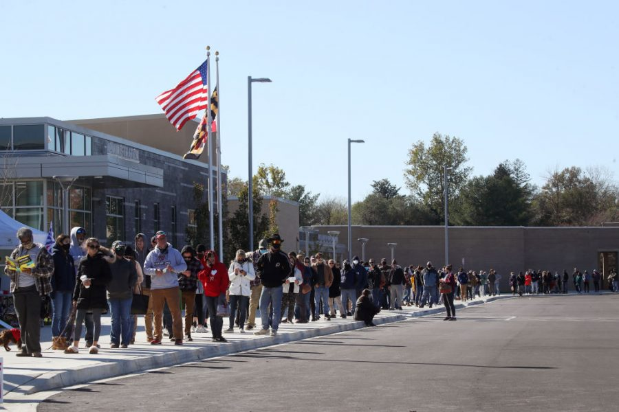 Long Voting Lines Are a Poll Tax