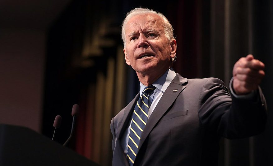 Joe Biden Slams Trump's Response to Cyberattack