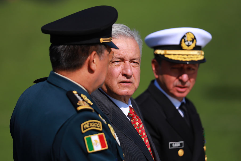 AMLO Cannot Build a Transformative Political Project Through Mexico's Military