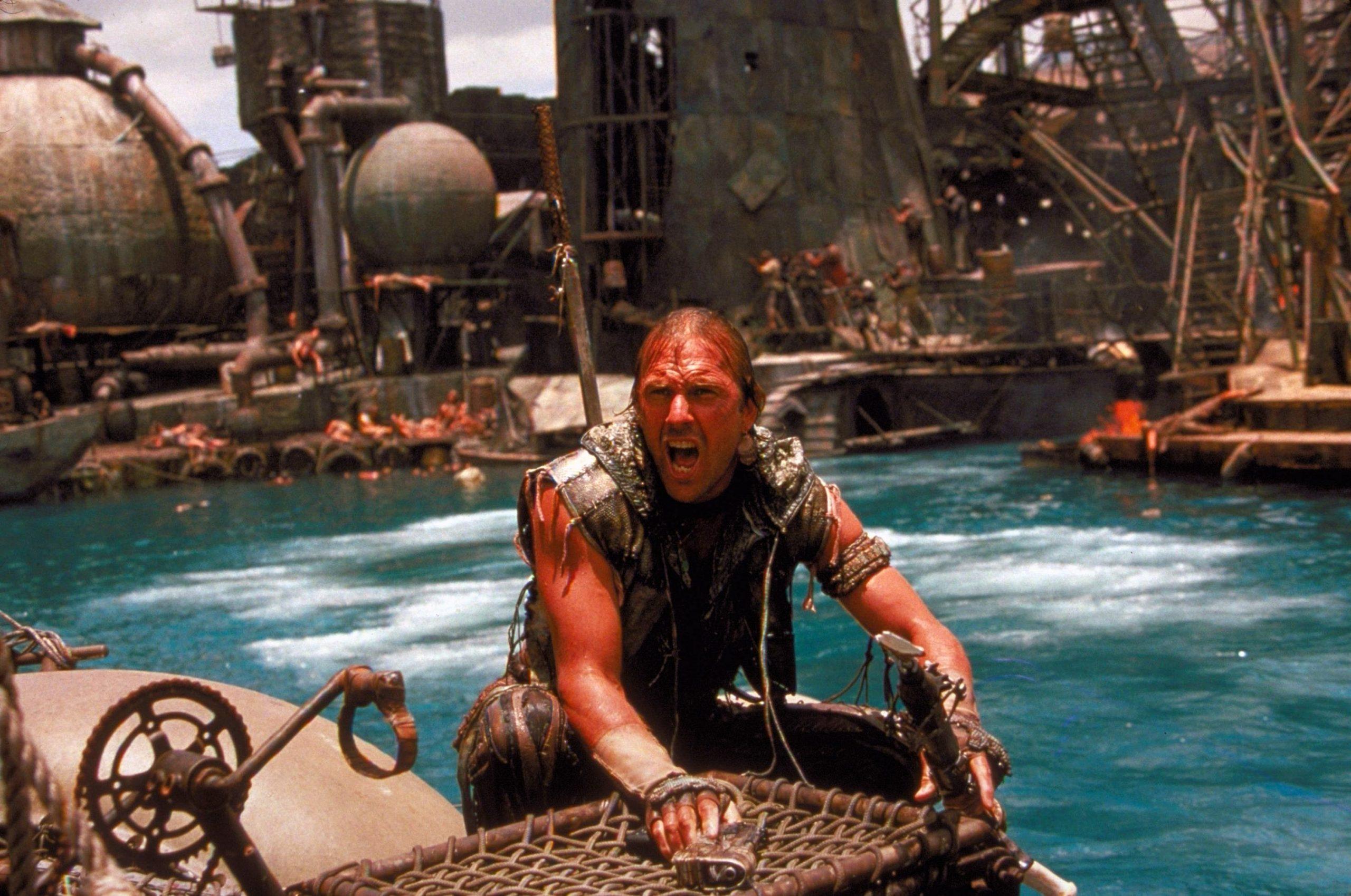 We're Stuck in Kevin Costner's Waterworld
