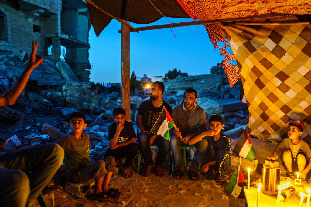Israeli strikes in Gaza may be war crimes: United Nations rights chief